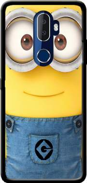 Minions Face Case for Alcatel 3V