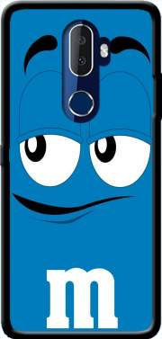 M&M's Blue Case for Alcatel 3V