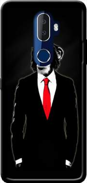 Monkey Domesticated Case for Alcatel 3V