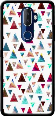 Multicolor Trianspace  Case for Alcatel 3V