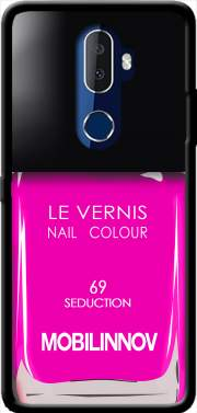 Nail Polish 69 Seduction Case for Alcatel 3V