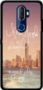 Always New York Case for Alcatel 3V