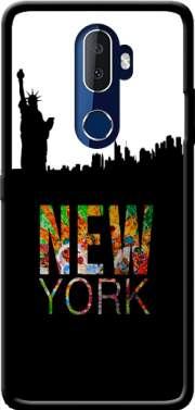 New York Case for Alcatel 3V