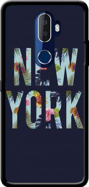 New York Floral Case for Alcatel 3V