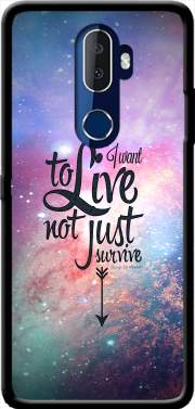 Not just survive Case for Alcatel 3V