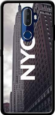 NYC Basic 8 Case for Alcatel 3V