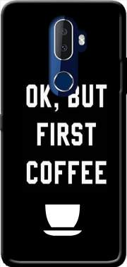 Ok But First Coffee Case for Alcatel 3V