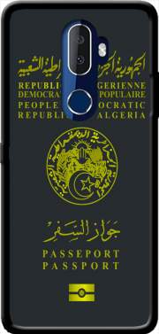 Passeport Algeria Alcatel 3V Case