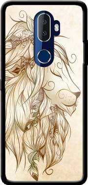 Poetic Lion Case for Alcatel 3V