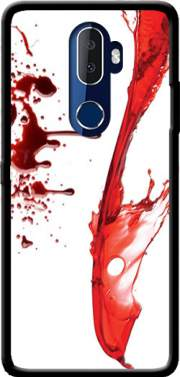 Pool of blood Case for Alcatel 3V
