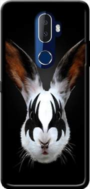 Kiss of a rabbit punk Case for Alcatel 3V