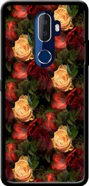 Vintage Rose Garden Alcatel 3V Case