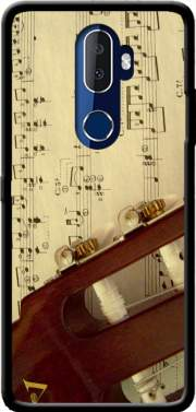 Sheet Music Case for Alcatel 3V