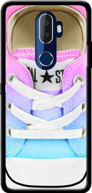 All Star Basket shoes rainbow Case for Alcatel 3V
