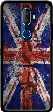 Union Jack Painting Case for Alcatel 3V