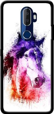 watercolor horse Case for Alcatel 3V