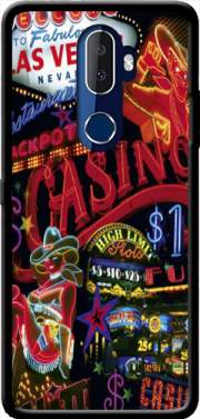 Welcome to Las Vegas Case for Alcatel 3V