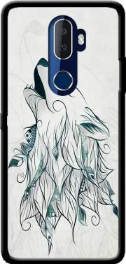 Wolf  Case for Alcatel 3V