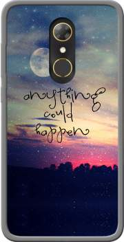 Anything could happen Case for Alcatel A7