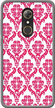 Damask Red Case for Alcatel A7