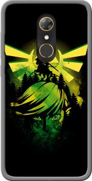 Face of Hero of time Case for Alcatel A7