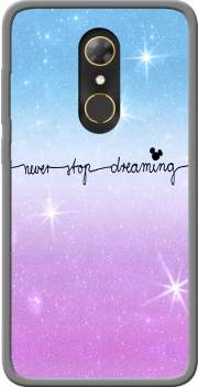 Never Stop dreaming Case for Alcatel A7