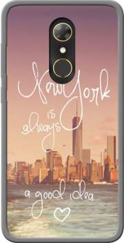 Always New York Case for Alcatel A7