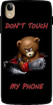 Don't touch my phone Case for Alcatel One Touch Idol 3 4.7