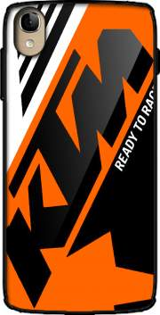 KTM Racing Orange And Black Case for Alcatel One Touch Idol 3 4.7
