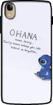 Ohana Means Family Case for Alcatel One Touch Idol 3 4.7