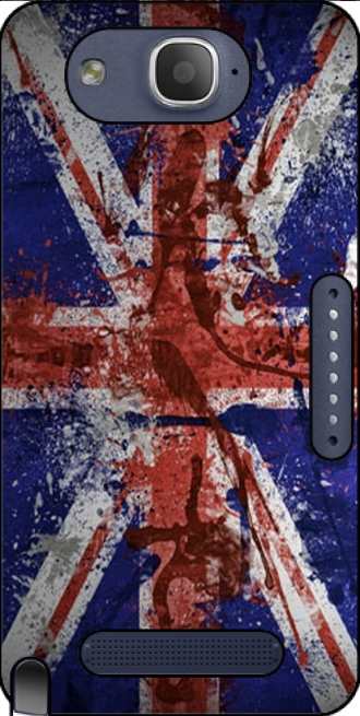 Case Alcatel One Touch Hero with pictures flag