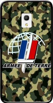 "Armee de terre - French Army Case for Alcatel Pixi 4 (5"") 4G 5045D"