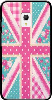 "British Girls Flag Case for Alcatel Pixi 4 (5"") 4G 5045D"