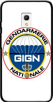"Groupe dintervention de la Gendarmerie nationale - GIGN Case for Alcatel Pixi 4 (5"") 4G 5045D"