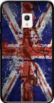 "Union Jack Painting Case for Alcatel Pixi 4 (5"") 4G 5045D"