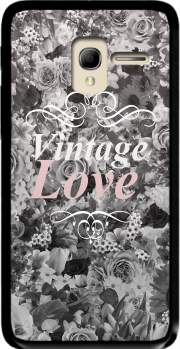Vintage love in black and white Case for Alcatel ONETOUCH Pop 3 5""