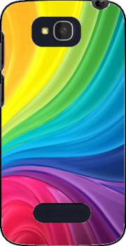 Rainbow Abstract Case for Alcatel One Touch Pop C7