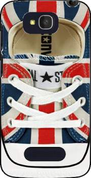 All Star Basket shoes Union Jack London Case for Alcatel One Touch Pop C7