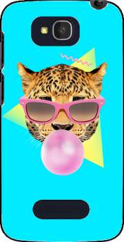 Bubble gum leo Case for Alcatel One Touch Pop C7