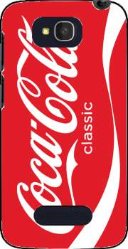 Coca Cola Rouge Classic Case for Alcatel One Touch Pop C7