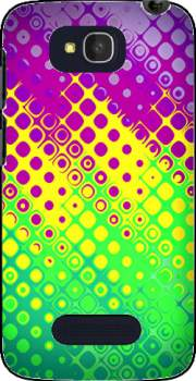 Confused Bubbles Case for Alcatel One Touch Pop C7