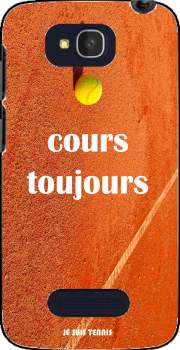 Cours Toujours Case for Alcatel One Touch Pop C7