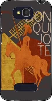 Don Quixote Case for Alcatel One Touch Pop C7