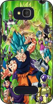 Dragon Ball Super Case for Alcatel One Touch Pop C7