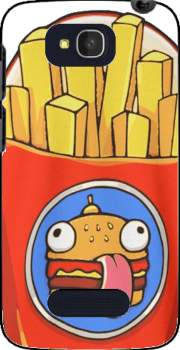French Fries by Fortnite Case for Alcatel One Touch Pop C7