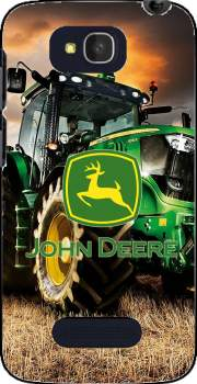 John Deer tractor Farm Case for Alcatel One Touch Pop C7