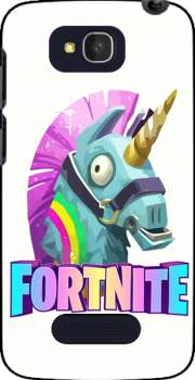 Unicorn video games Fortnite Case for Alcatel One Touch Pop C7