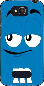 M&M's Blue Case for Alcatel One Touch Pop C7