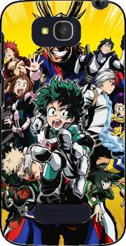 my hero academia Izuku Midoriya Case for Alcatel One Touch Pop C7
