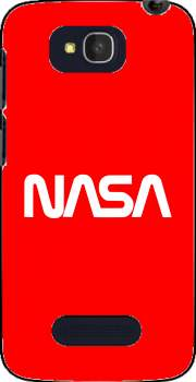 Nasa Red Logo Fail Alcatel One Touch Pop C7 Case